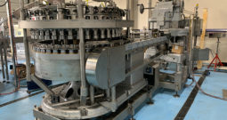 Production Ready Crown 40 Valve Can Filler with Angelus 61h Seamer