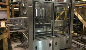 Used SACMI Roll Feed Rotary Labeler