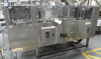 PACE M500 Automatic Bottle Unscrambler
