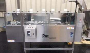 PACE M500 Automatic Bottle Unscrambler full