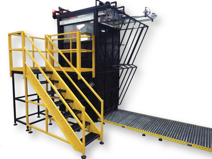 Automatic High Level Depalletizer