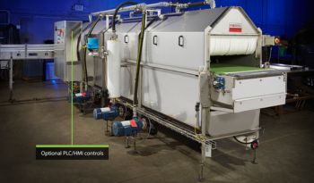Slim Tunnel Pasteurizer full