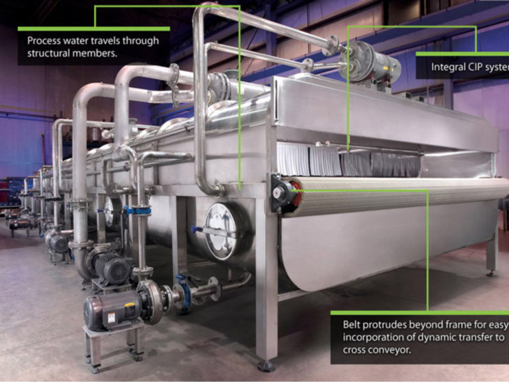 Tunnel Pasteurizer full