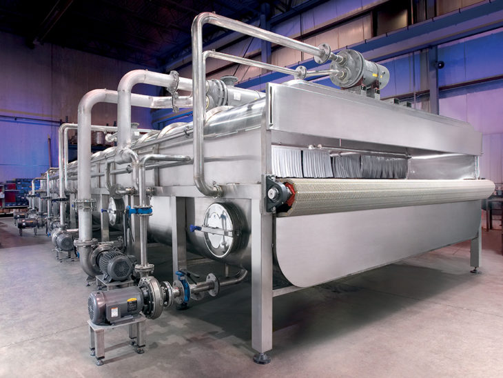 Tunnel Pasteurizer