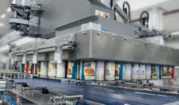 Automatic Palletization System (90PPM) full