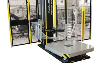 Automatic Pallet Stretch Wrapper (High Profile)
