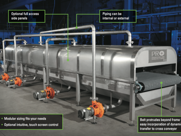 Compact Tunnel Pasteurizer full