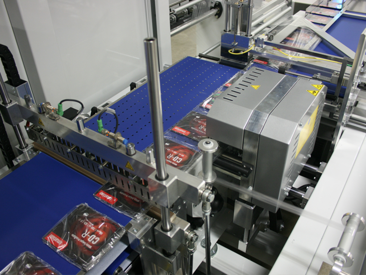 Continuous Automatic Packer Box Motion full