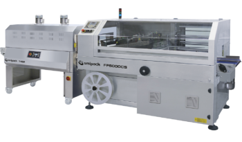 Stainless Steel Automatic Automatic L Sealer with Shrink Tunnel