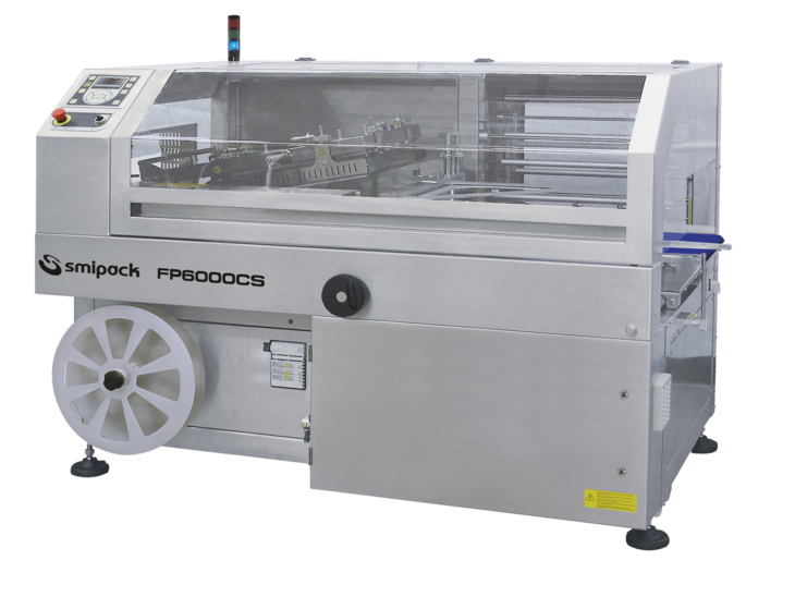 Stainless Steel Automatic L Sealer with Shrink Tunnel full