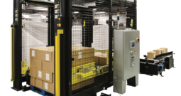 Low Level Semi Automatic Case Palletizer