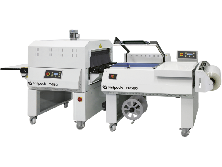 Manual L Sealer with Shrink Tunnel