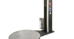 Semi-Automatic Pallet Stretch Wrapper (Low Profile)