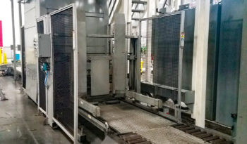 Used 400G2 Automatic High Level Bulk Depalletizer full