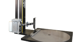 Automatic Pallet Stretch Wrapper (Low Profile)