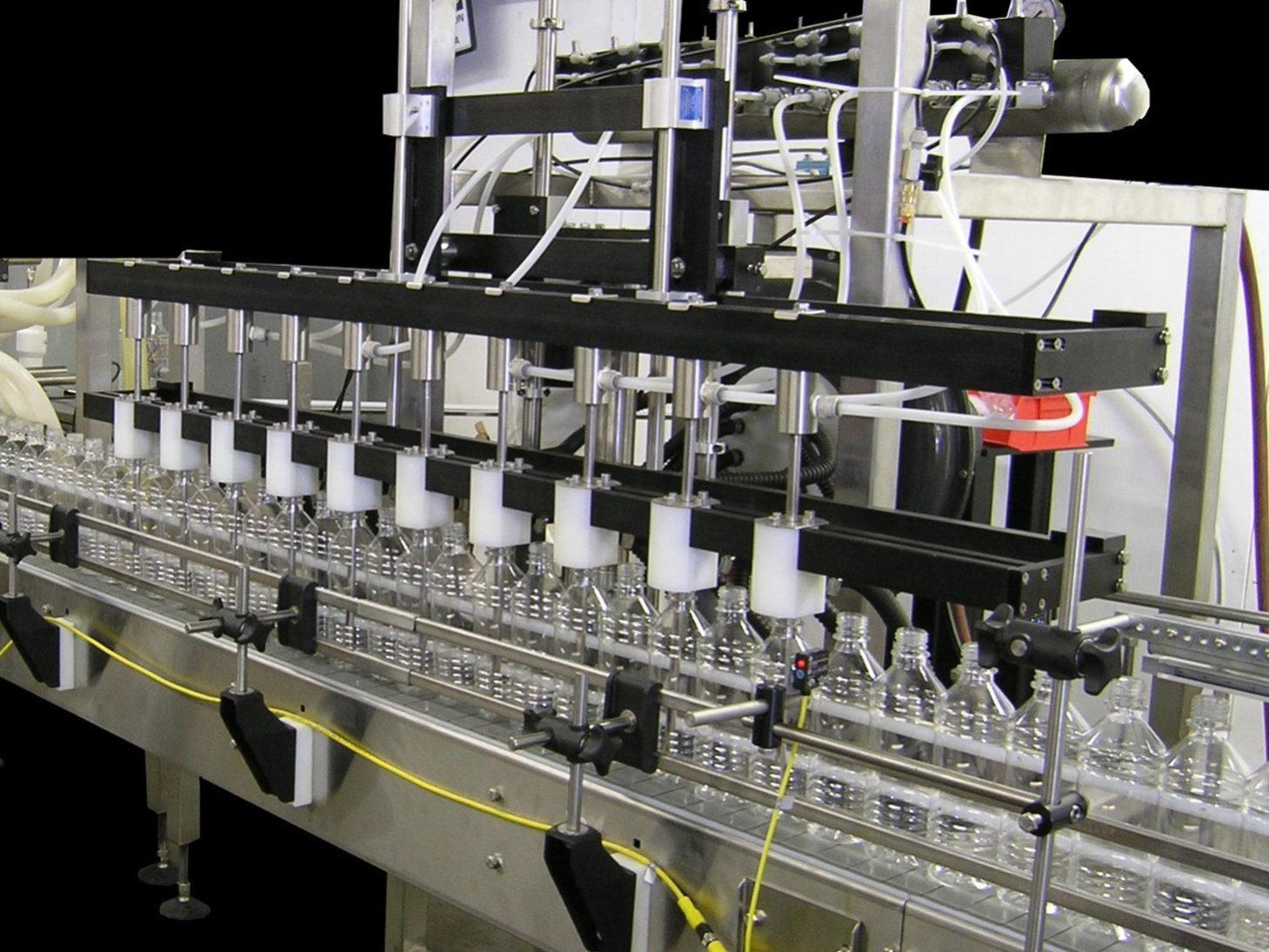 Distilled Spirits Amp Wine Bottling Line Sourceline Machinery