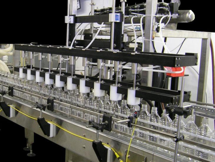Distilled Spirits & Wine Bottling Line