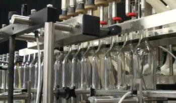 Distilled Spirits & Wine Bottling Line full
