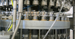 Production Ready Crown Can Filler with Angelus Seamer