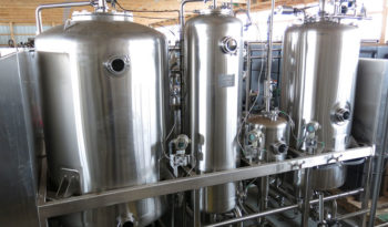 Used MicroBlend Beverage Processing System
