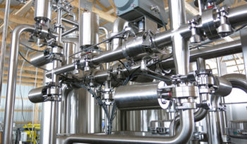Used MicroBlend Beverage Processing System full