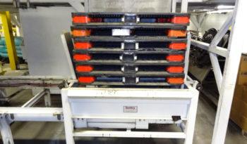 Used SENTRY High Level Bulk Depalletizer full