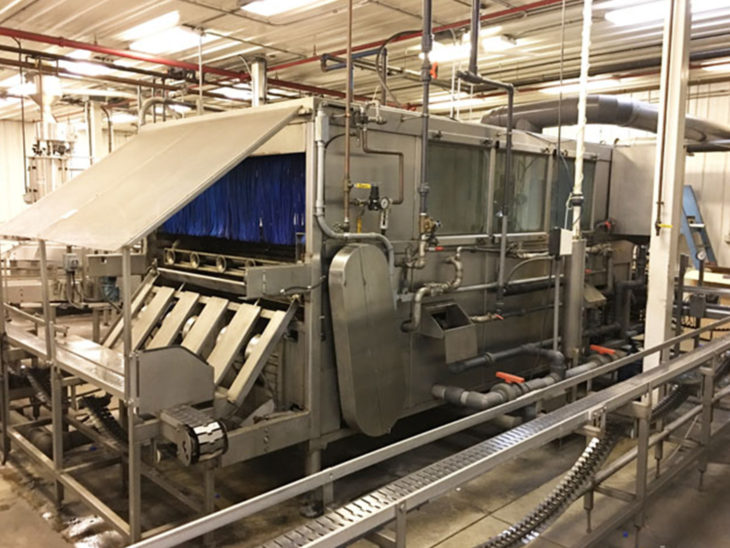 Used 5 Gallon Water Bottling Line