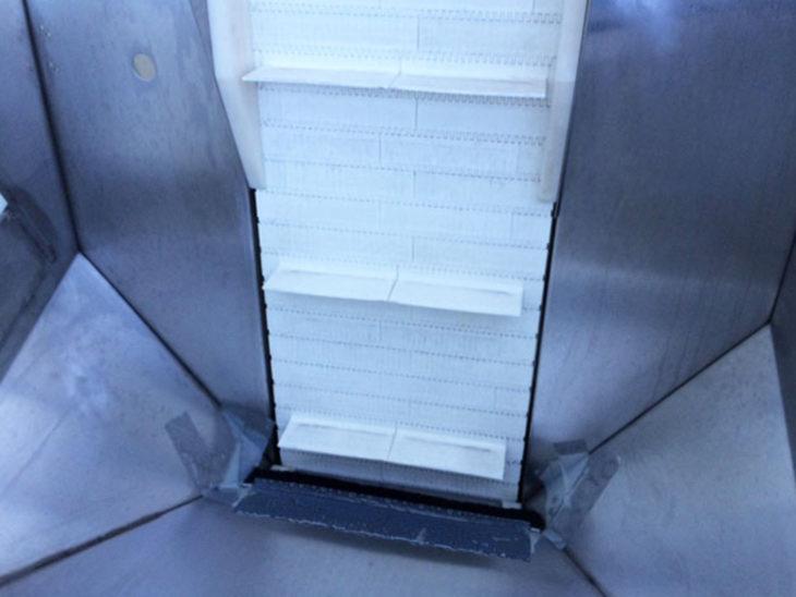 Used AROL 6 Head Aluminum ROPP Capper full