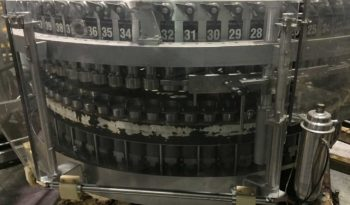 Used CROWN 72 Valve Can Filler full