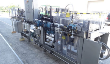 Used Hartness 900AT Case Packer Drop Packer