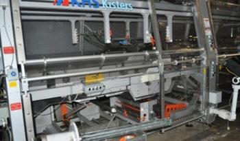Used KHS Kisters Innopack Tray Pad Packer Shrink Wrapper full