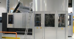 Used SIDEL 8 Cavity Reheat Stretch Blow Molder