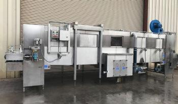 Used SJI Beverage Tunnel Warmer