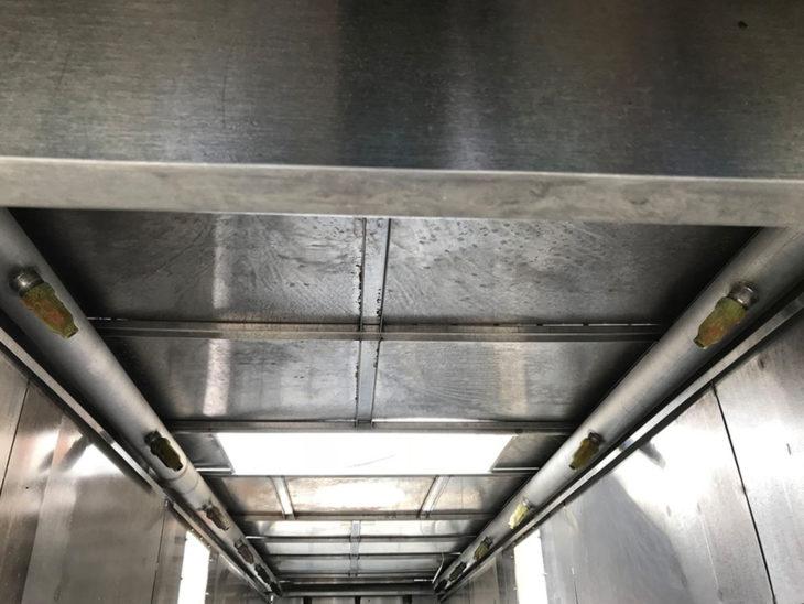 Used SJI Beverage Tunnel Warmer full