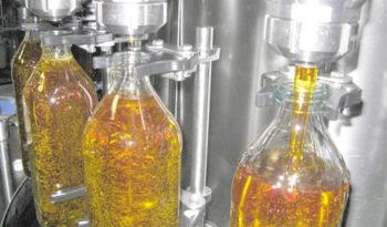 Complete Edible Oil Filling Line full