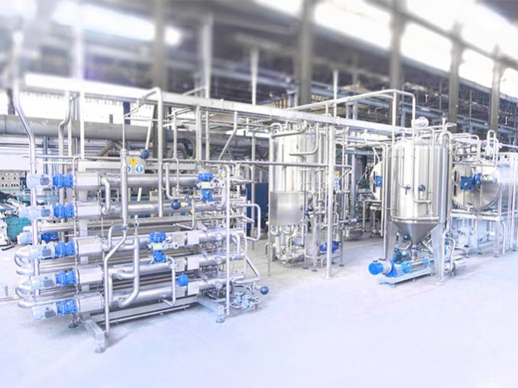 Complete Ketchup Processing Line full