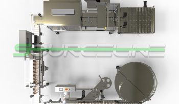 Micro Carbonated Beverage Filling Line full