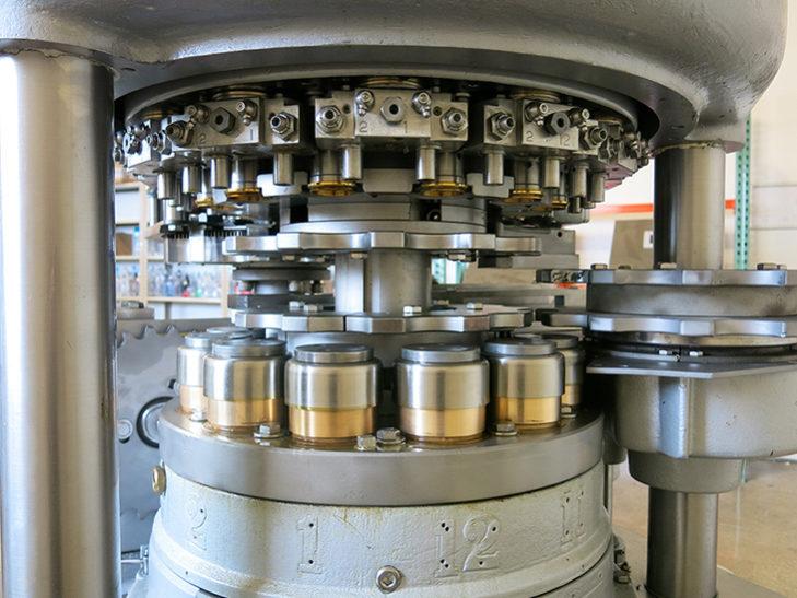 Rebuilt Angelus 120L Can Seamer