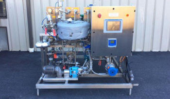 Used 15GPM Plug and Play Flash Pasteurizer