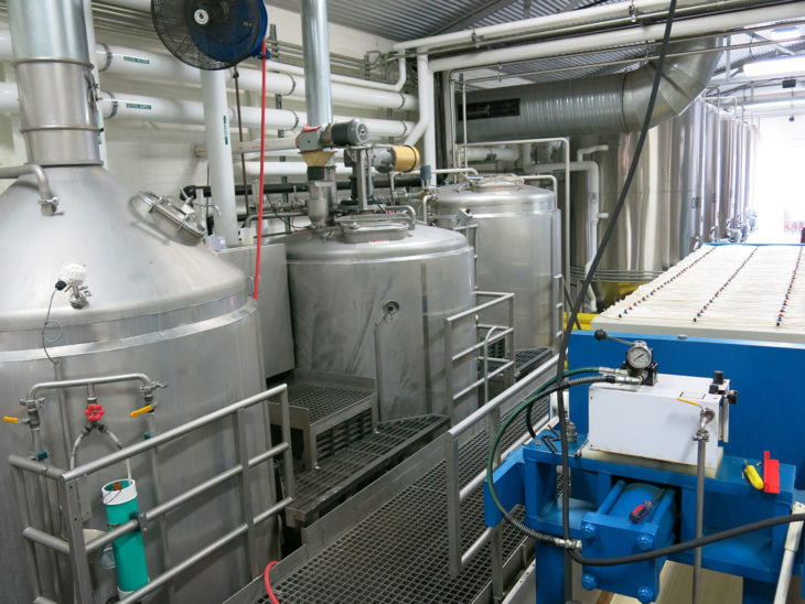 Used 20 HL IDD HEBS Brewery System