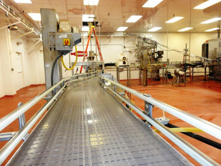 Used ALLIANCE Can Line Conveyor System