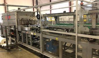 Used Complete 500BPM PET Water Bottling Line full