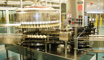 Used FOGG 56 Valve Filler with 20 Head Capper