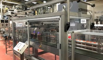 Used High Speed Dual Sleever with Steam Tunnel full