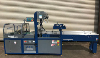 Used Lantech SW-5000 Continuous Motion Shrink Wrapper