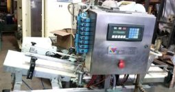 Used Meheen 4 head Bottle Filler and Crimp Crowner