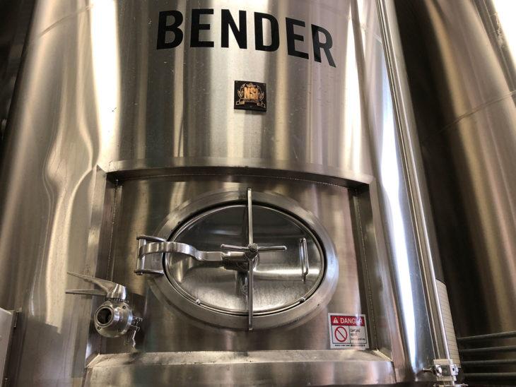 Used NSI 60HL Stainless Steel Fermentation Tank