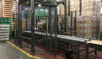 Used Orion Automatic Pallet Stretch Wrapper