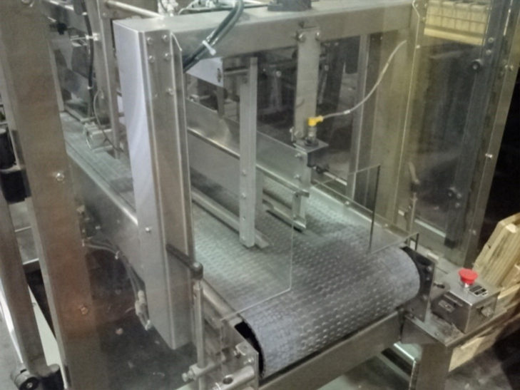 Used Polypack High Speed Shrink Wrapper & Tunnel full
