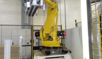 Used SENTRY Sen-Pak Robotic Palletizer full